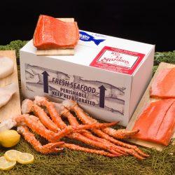 Alaska Seafood Combo-0