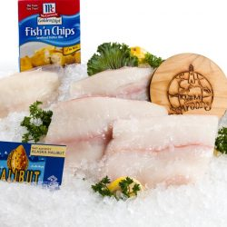 Halibut Fillet - per lb-0