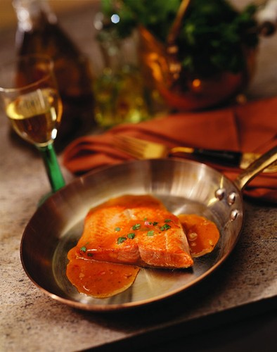 Fresh Sockeye Salmon Fillet - per lb-0