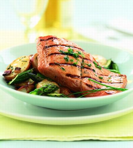 "Fresh ""Wild"" Coho Salmon Fillets - per lb-0"