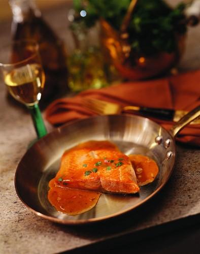 """Wild"" Alaskan Sockeye Salmon Fillet - per lb-0"