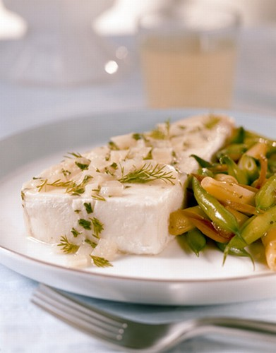 Halibut Steaks Bone-in - per lb-0