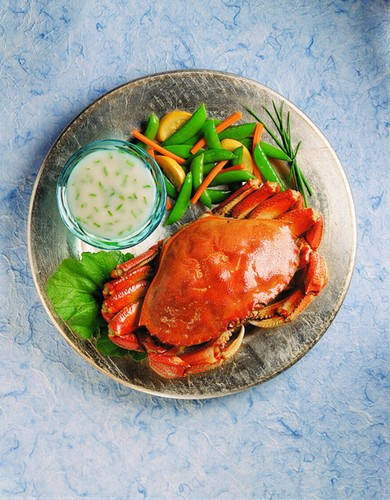Frozen Whole Cooked Dungeness Crab Each-0