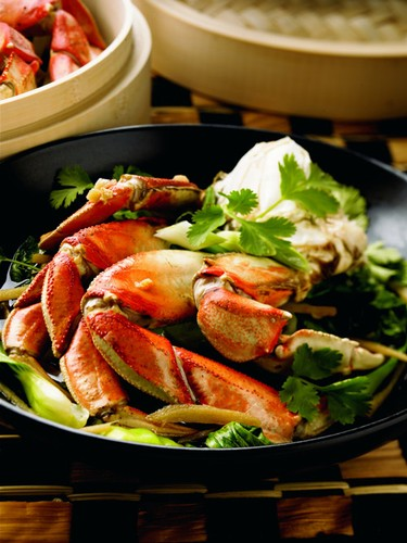 Dungeness Crab Legs & Claws - per lb-0