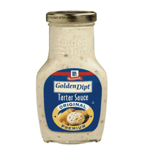 Golden Dipt Tartar Sauce - 8 oz Jar-0