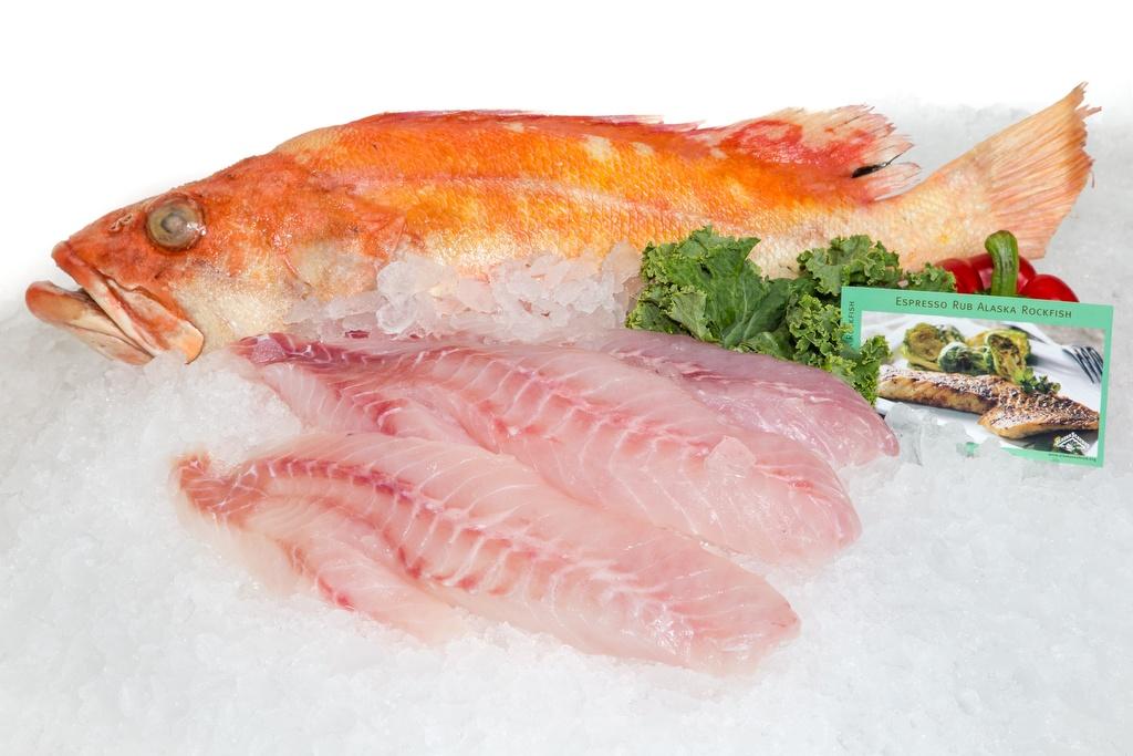 Fresh Rockfish Fillet - per lb-0