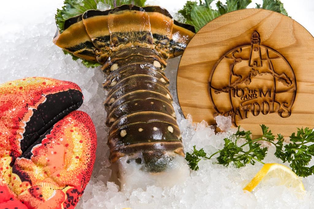 10/12 oz Caribbean Lobster Tails - per lb-0