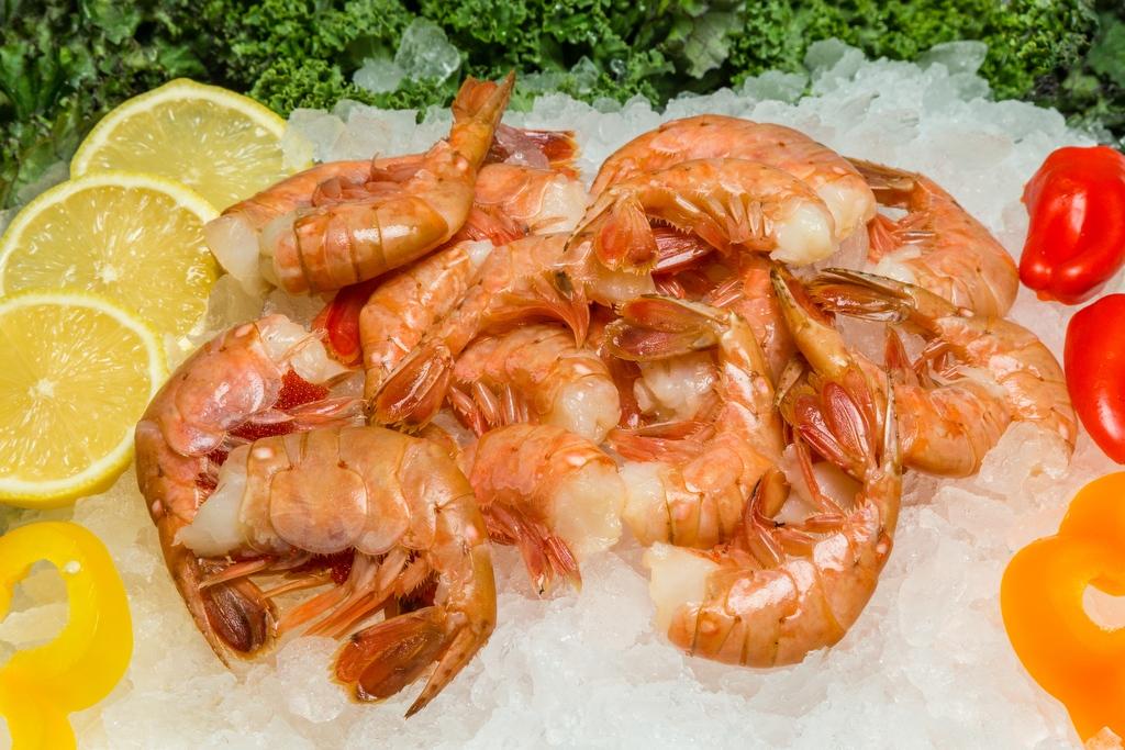 Frozen Alaska Spot Shrimp - per lb-0