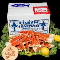 5 lb Alaskan Snow Crab Legs-0