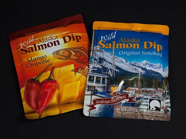 Smoked Salmon Dip - Mango Chipotle 6oz-0